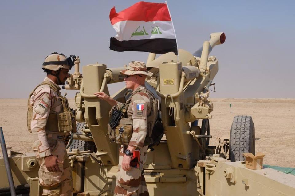 جهود التحالف الدولي لتدريب وتاهيل وحدات الجيش العراقي .......متجدد - صفحة 4 DqVKYv2U4AAqujh