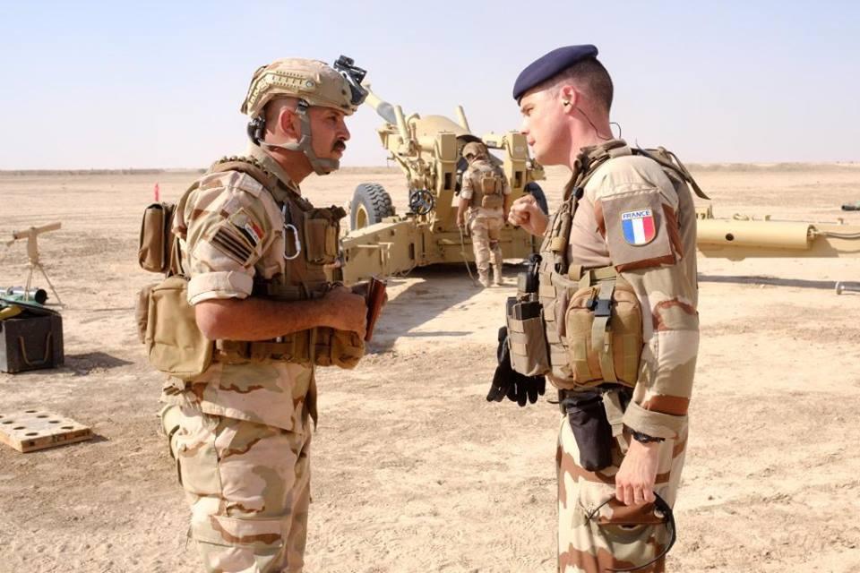 جهود التحالف الدولي لتدريب وتاهيل وحدات الجيش العراقي .......متجدد - صفحة 4 DqVKYvyVAAA8_9q