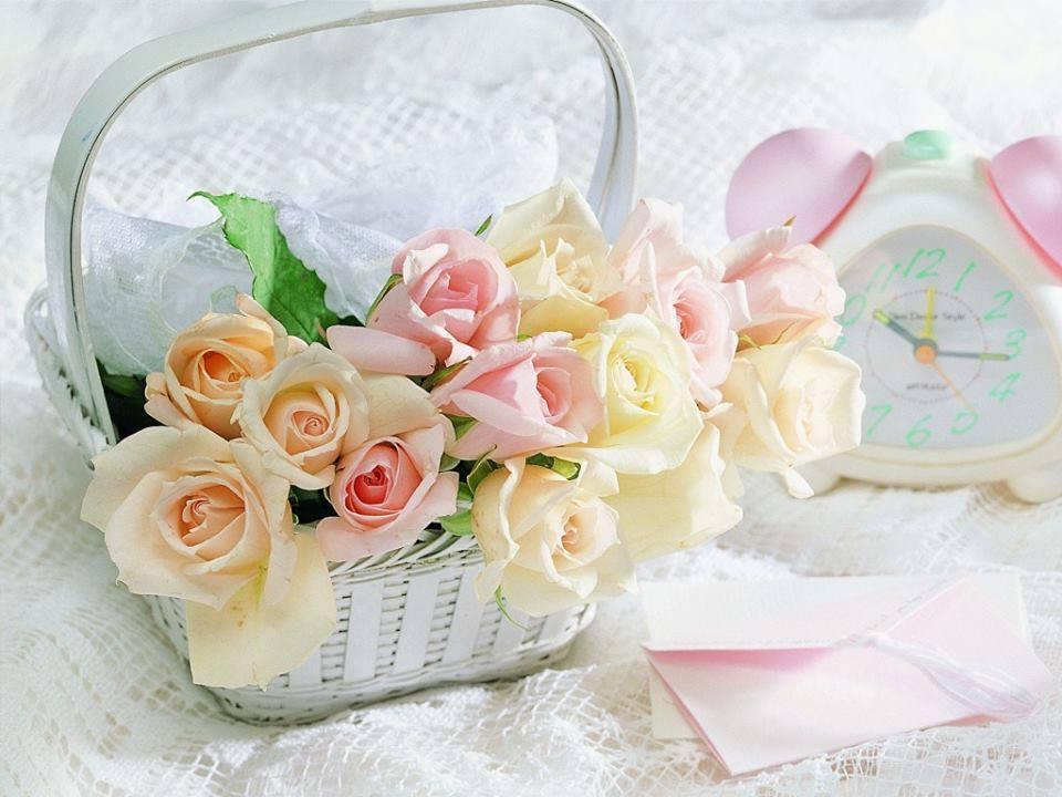 доброе утро картинки нежные с цветами пожеланием хорошего дня запросу той