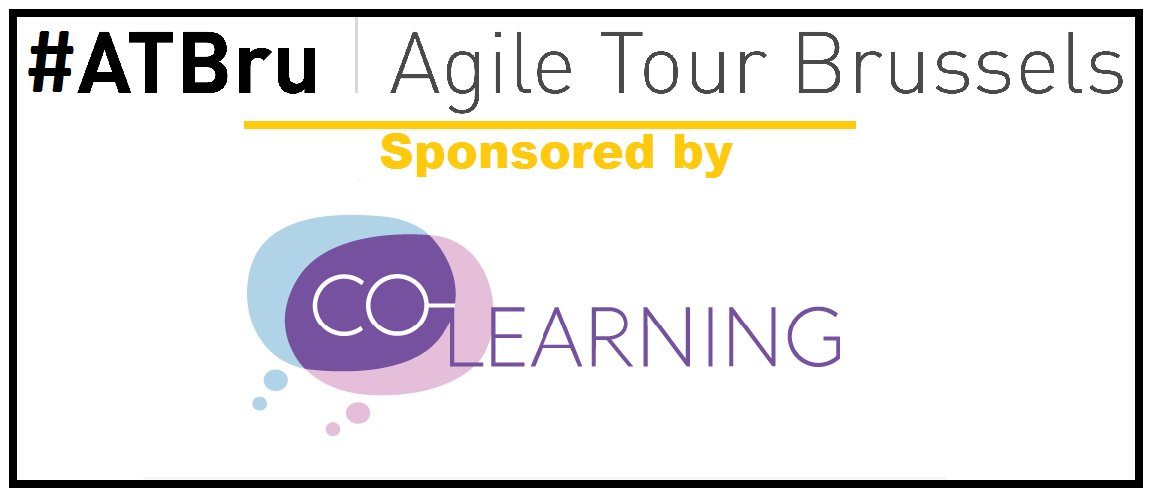 Thank you Co-learning for supporting us with gold sponsoring! They organize agile coaching and trainings and help increase software craftsmanship. - https://co-learning.be - https://www.linkedin.com/company/co-learning… - https://www.facebook.com/colearningbe - https://twitter.com/colearningbe  #ATBru #Agile #CoLearning
