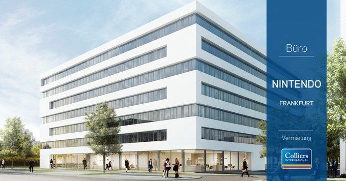 Deal der Woche: Frankfurt<br><br>Mit #Gaming-Area und Fitnessbereich: @NintendoEurope hat über die Berater von Colliers International 15.000 Quadratmeter Bürofläche in einer Projektentwicklung in #Frankfurt am Main gemietet. Alle Informationen:  t.co/v8vf4HJsja