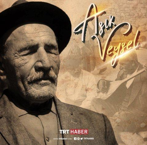 TRT HABER's photo on #AşıkVeysel