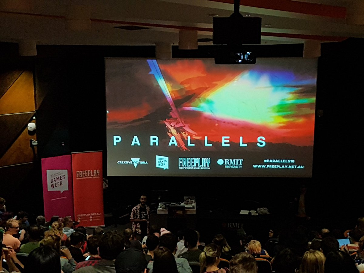 #Parallels18 kicking off now! #MIGW