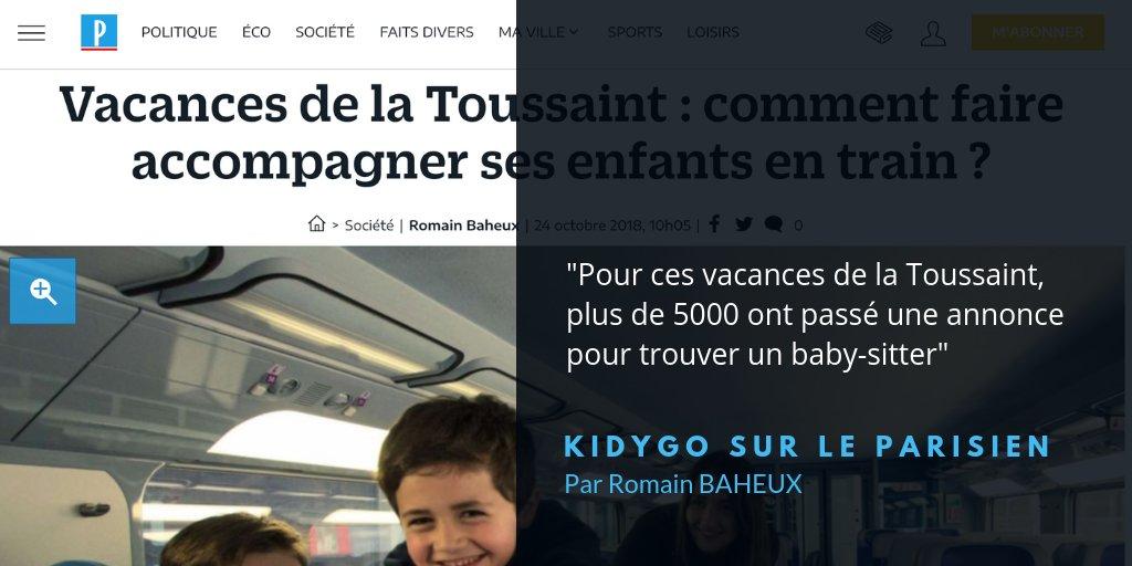Kidygo On Twitter Vacances De La Toussaint Découvrez
