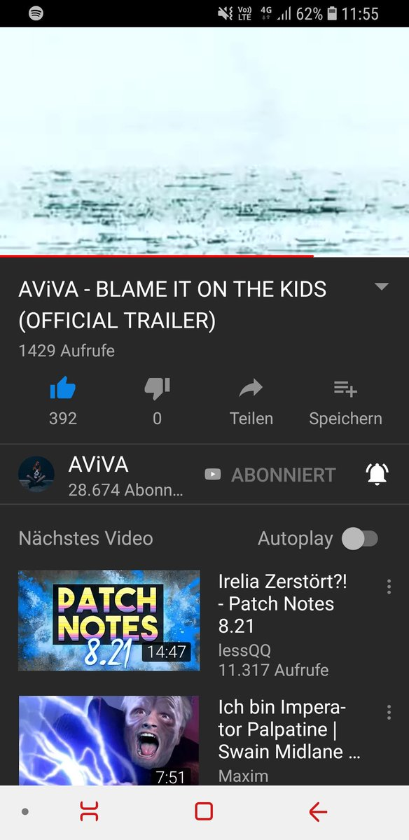 Aviva On Twitter Blame It On The Kids New Single Out 16th
