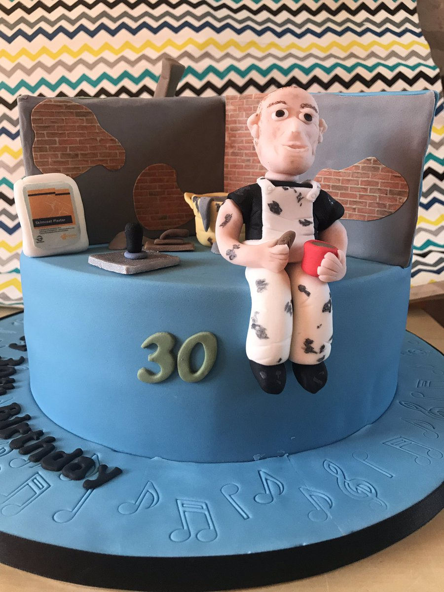 Work Rest And Play 30th Birthday Cake Message Me For A Bespoke Any Special Occasion 30thbirthdaycake Birthdaycake Leeds Yorkshire