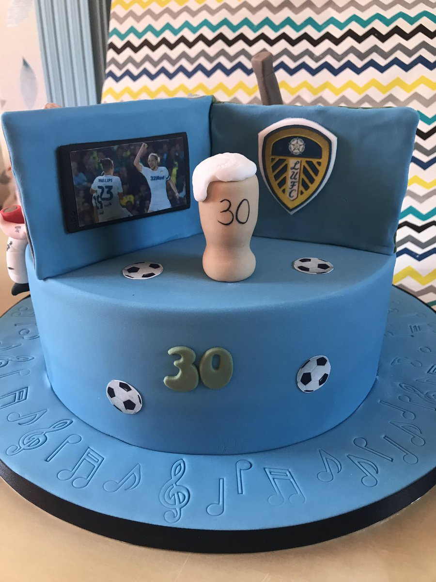 Yorkshire Cake Man On Twitter Work Rest And Play 30th Birthday