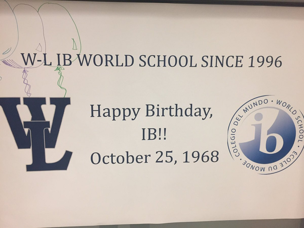 Looking forward to celebrating IB's birthday today <a target='_blank' href='http://search.twitter.com/search?q=IB50'><a target='_blank' href='https://twitter.com/hashtag/IB50?src=hash'>#IB50</a></a> <a target='_blank' href='http://twitter.com/GeneralsPride'>@GeneralsPride</a> <a target='_blank' href='http://twitter.com/APSVirginia'>@APSVirginia</a> <a target='_blank' href='https://t.co/gwlRhCAilM'>https://t.co/gwlRhCAilM</a>