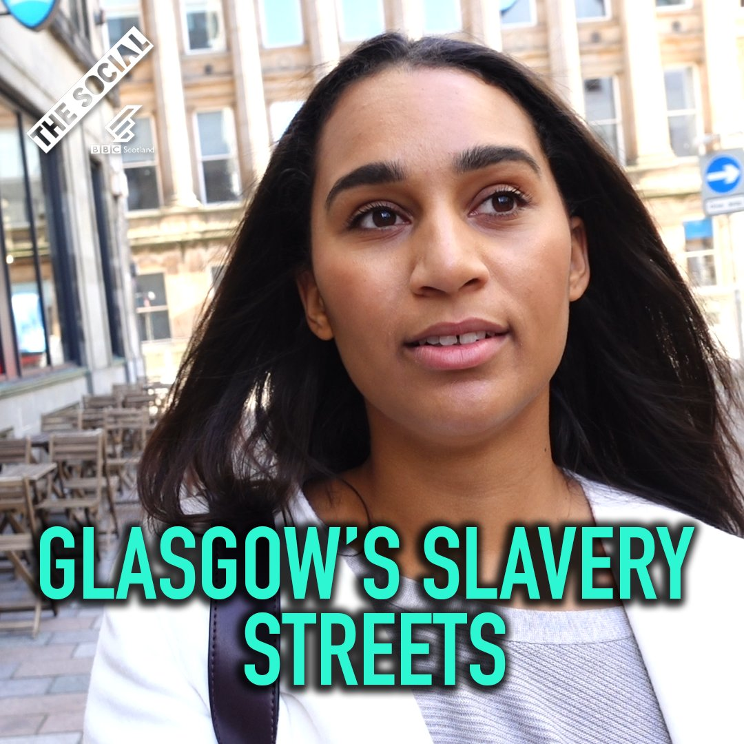 Glasgows slave trade past is all around us.