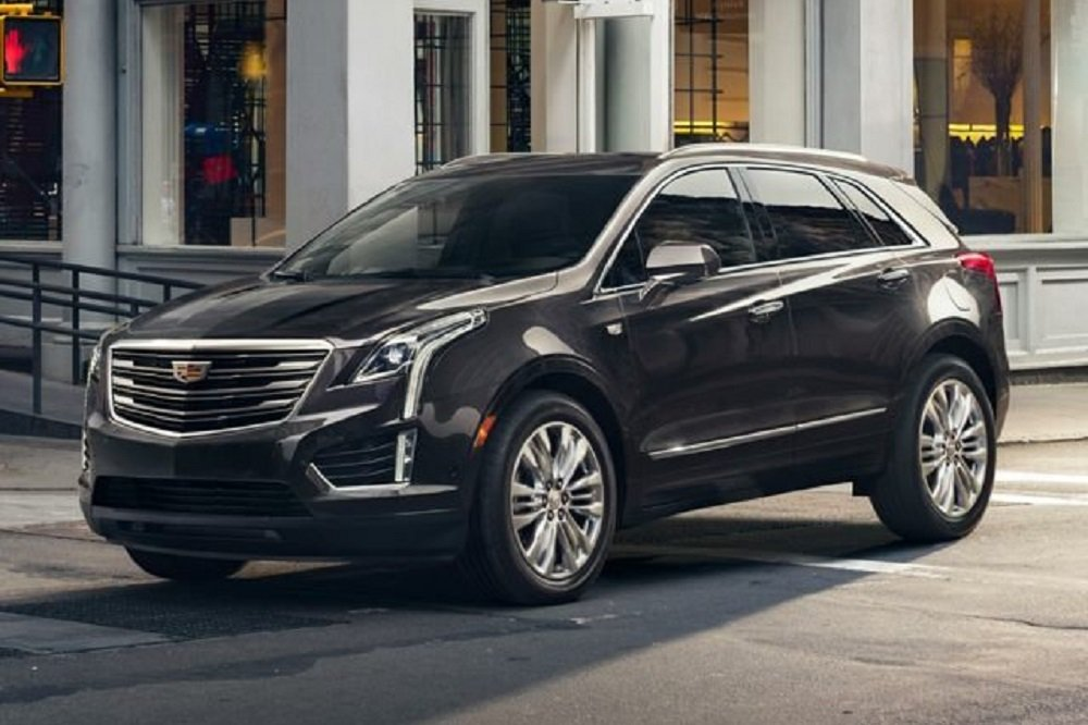 Bommarito Cadillac On Twitter The 2018 Cadillac Xt5 More