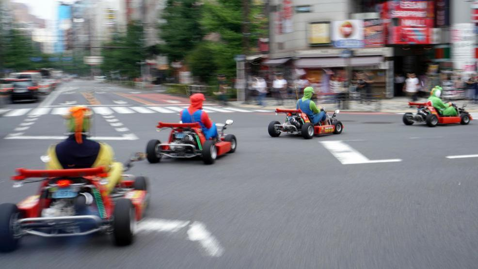 Start your engines! A Mario-inspired race track coming to #Columbus https://t.co/iOaLmDWr1f
