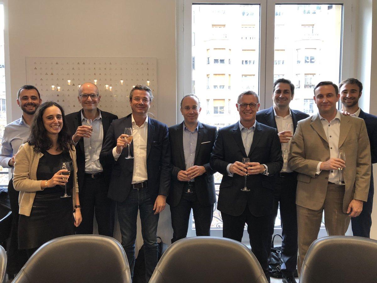 Closing. Bravo aux équipes Parella et Qualium !  3ème acquisition pour le nouveau fonds Qualium Fund II