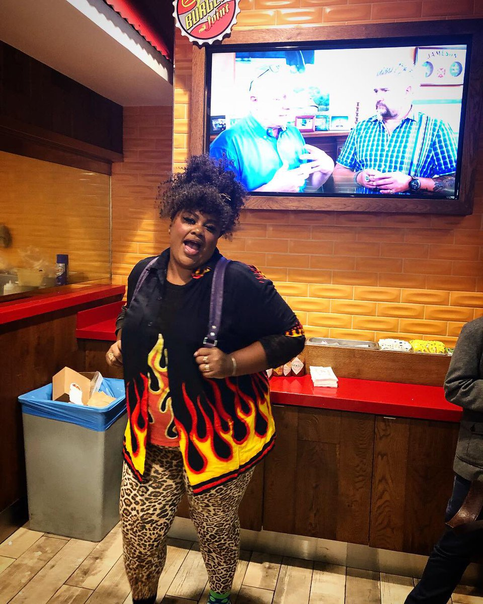 "nicole byer on twitter: ""i love @guyfieri & da only guy restaurant"