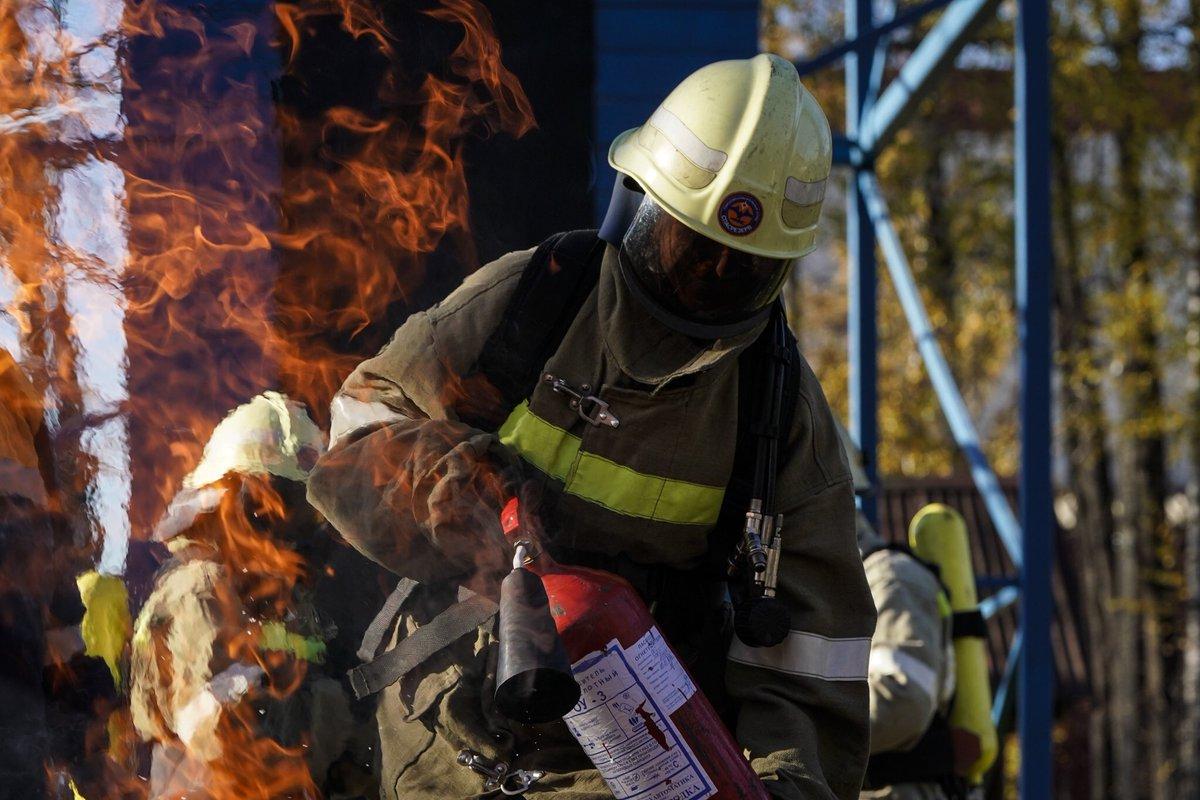 Фото добровольные пожарные формирования