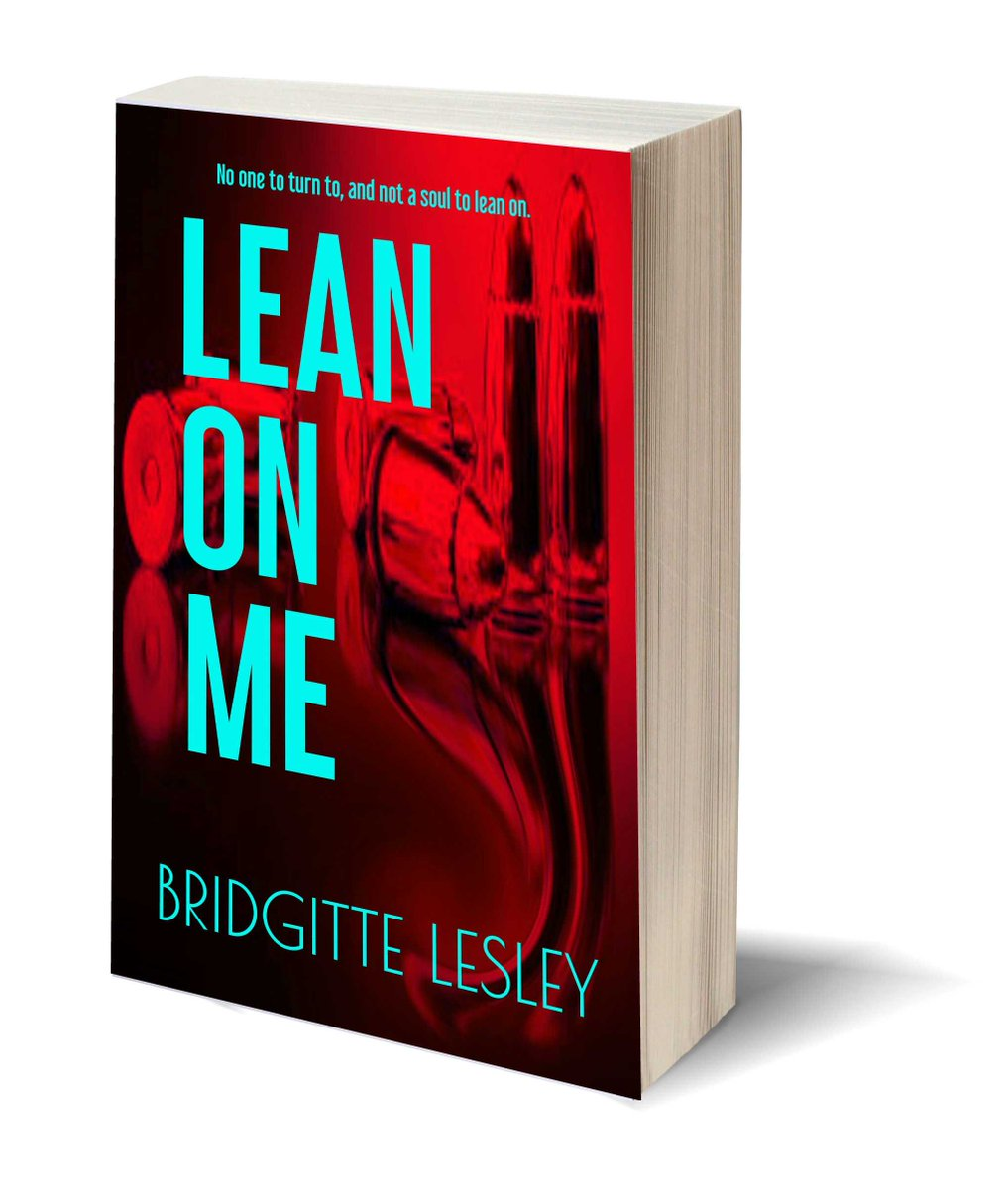Not a soul to lean on! ★LEAN ON ME★ ✔   #ASMSG bookboost  BridgitteLesley  #books