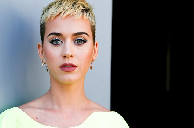 Happy 34th birthday to Katy Perry who was born on this day in 1984.