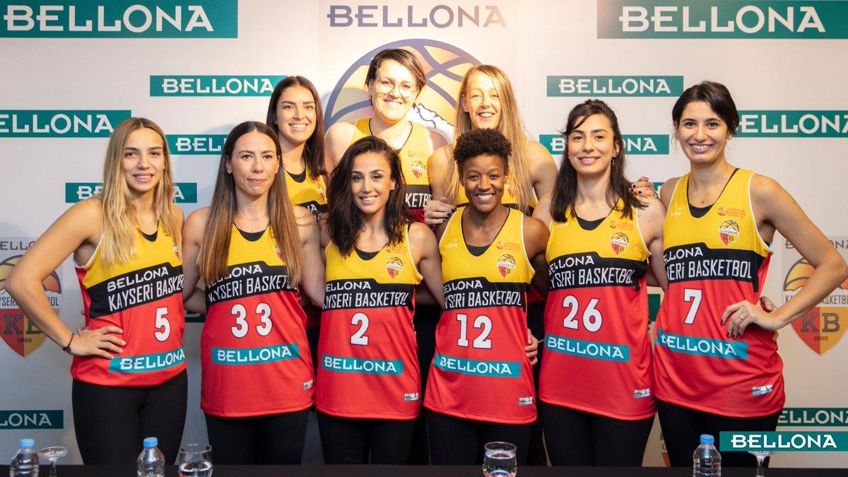 Bir perşembe #tbt'si de bizden! Kayserimizin kültür, sanat ve spor hayatına katkı sağladığımız için çok mutluyuz. Birlikte başaracağız! @kayseribasketsk #Bellona #TarzArayanaBellona