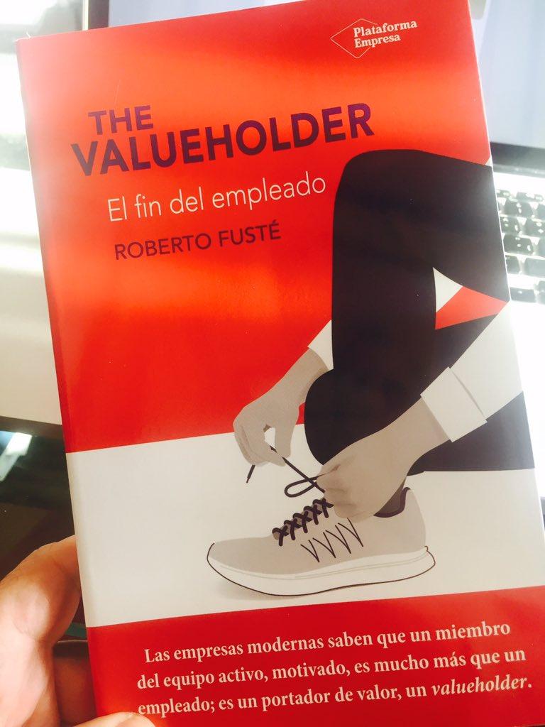 The Valueholder: El fin del empleado