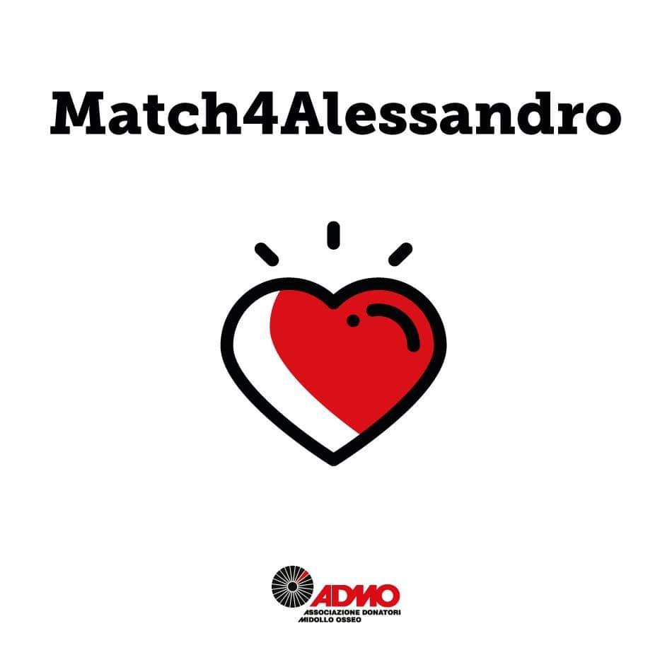 Solidarietà: serve un donatore di midollo osseo per il bimbo Alessandro Maria