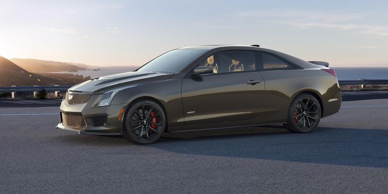 Road Track On Twitter Cadillac Celebrates 15 Years Of V Series