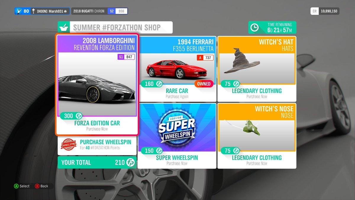 Forza Horizon Forzathon On Twitter Forza Horizon 4 It S Summer