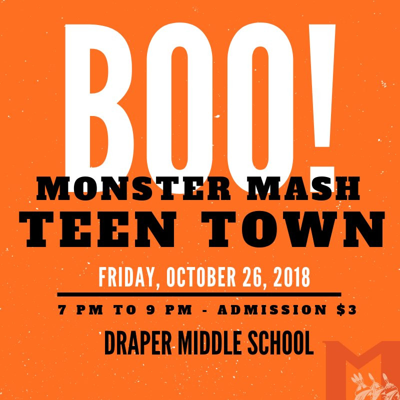 Teen Town Monster Mash features costume contests and more  https://www.mohonasen.org/monster-mash-teen-town-is-friday-oct-26/  …pic.twitter.com/NkYJg80lnz