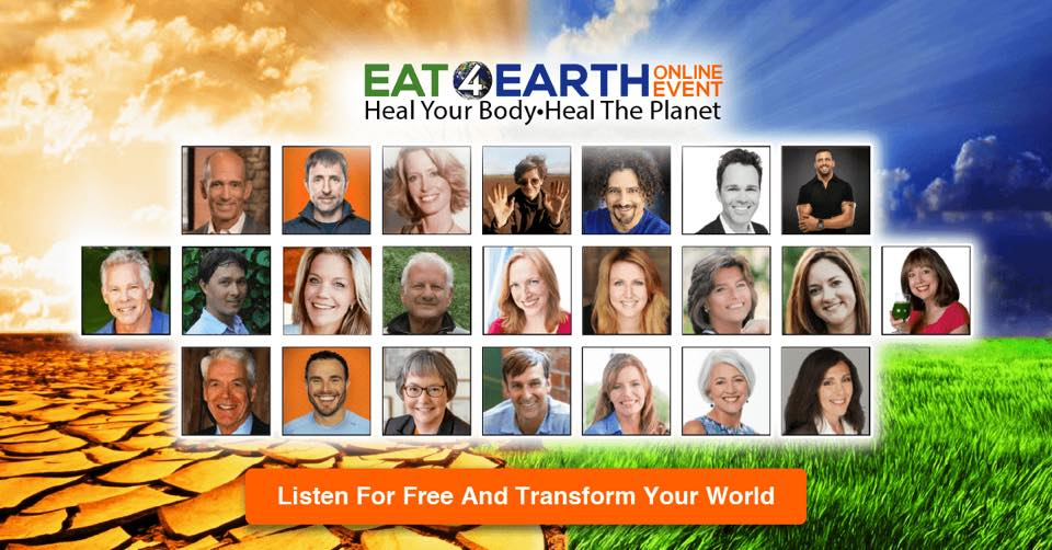 Join 42 top experts who reveal stunning TRUTHS about food, health, and our survival on planet Earth. The revelations begin November 3rd. Find out more here: http://www.eat4earth.org/irt-s