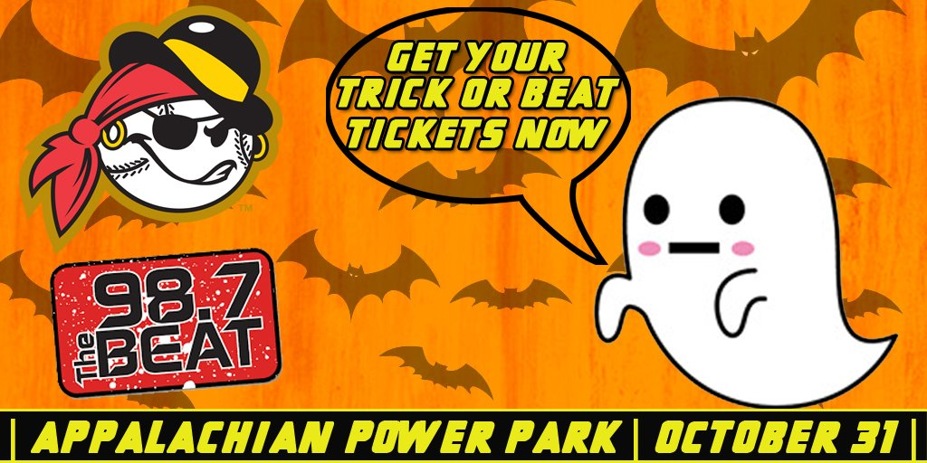 West Virginia Power On Twitter 6 Days Until Trick Or Beat At