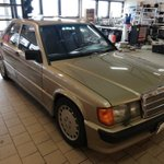 Image for the Tweet beginning: Mercedes 190E 2.3 16v Cosworth,
