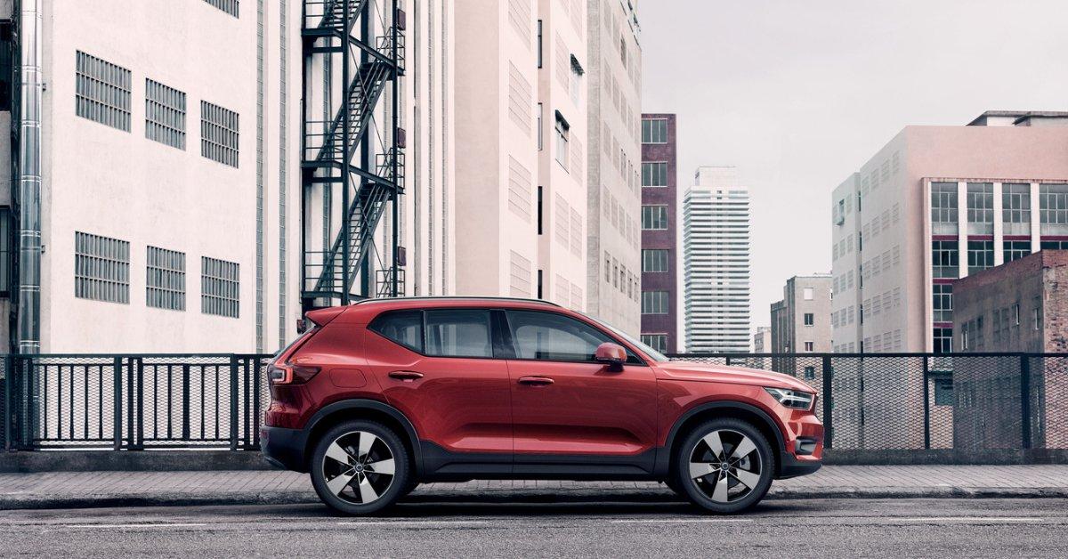 Nuevo #Volvo #XC40 el SUV compacto lleno de innovaciones. Diseño, almacenamiento estratégico y tecnología. https://t.co/InSfprDgMa https://t.co/hqX2XYACJA