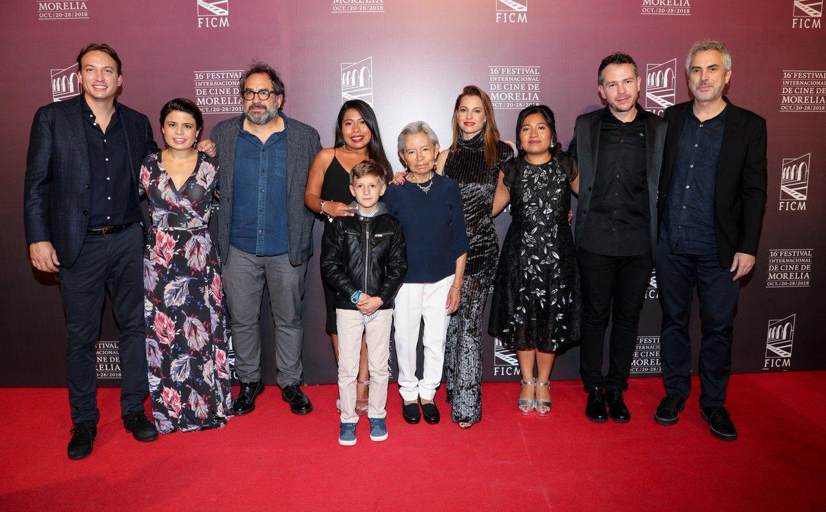 Roma On Twitter Alfonso Cuaron His Real Life Nana Libo And The