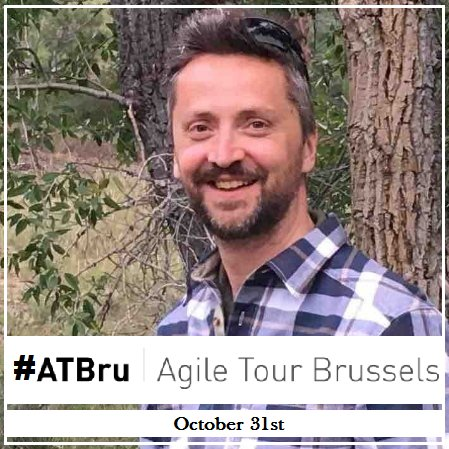 """We are happy to confirm that @johan_decoster will be speaking at Agile Tour Brussels 2018, next week!  Johan Decoster's workshop: """"Structural Thinking - the path of least resistance"""".  http://www.agiletourbrussels.be/#tile_registration…  #ATBru #Agile #AgileBelgium #StructuralThinking #workshop"""