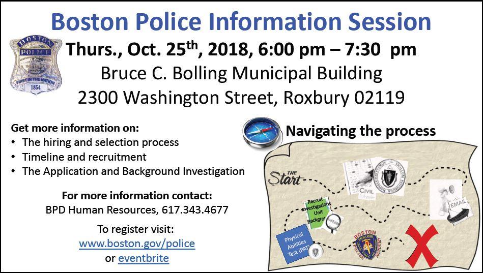 Boston Police Dept  on Twitter: