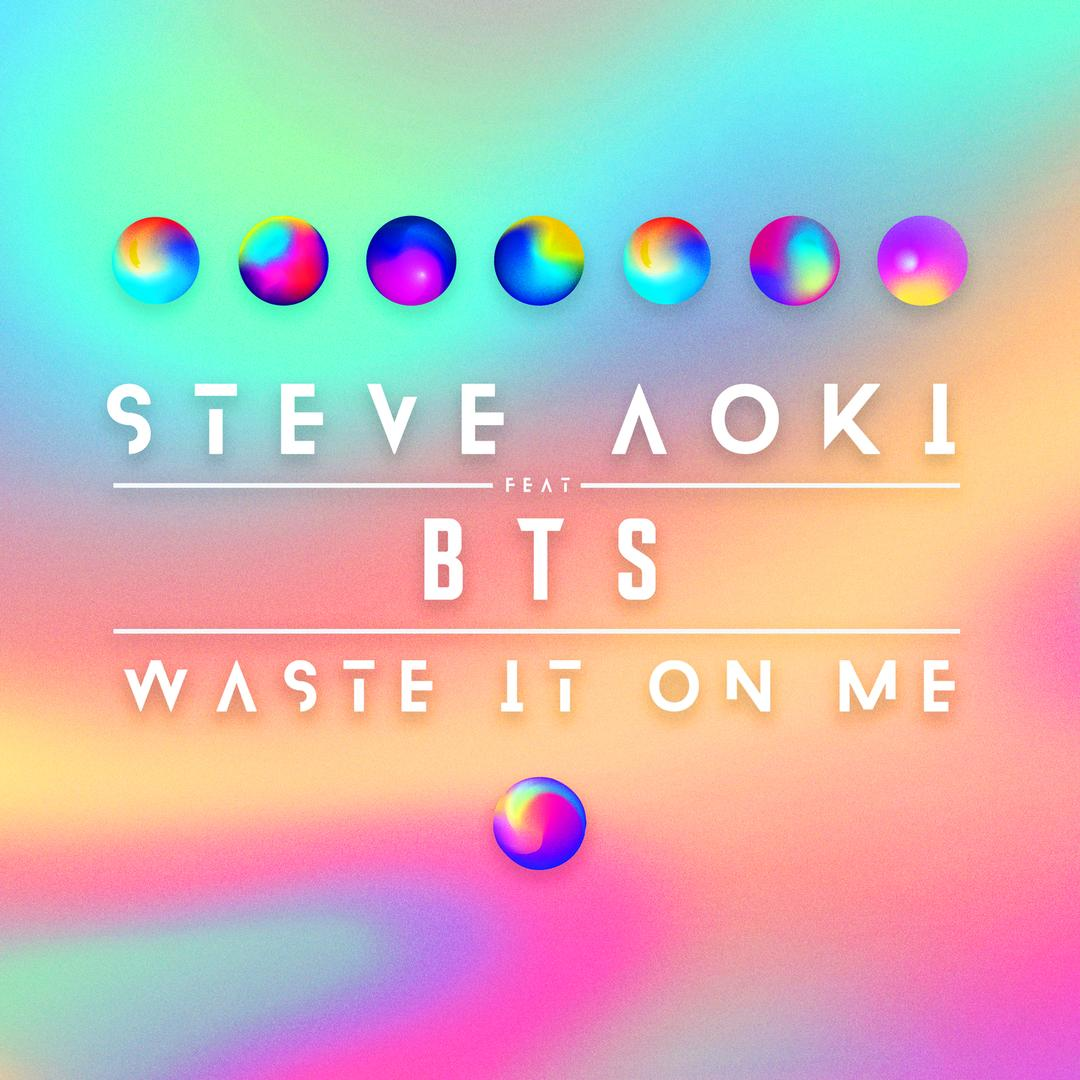 """""""I'm so psyched to share this collaboration with one of the most exciting and inspiring group of guys I've met in the past few years,""""says  on working with  on 'Waste It On Me.' Listen to the brand new track now: https://t.co/5udhRfaCsy"""