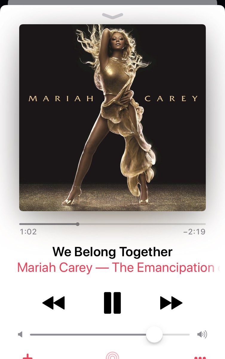 Yea that's right, I belt this out in the car by myself, don't @ me lol 😂 @MariahCarey
