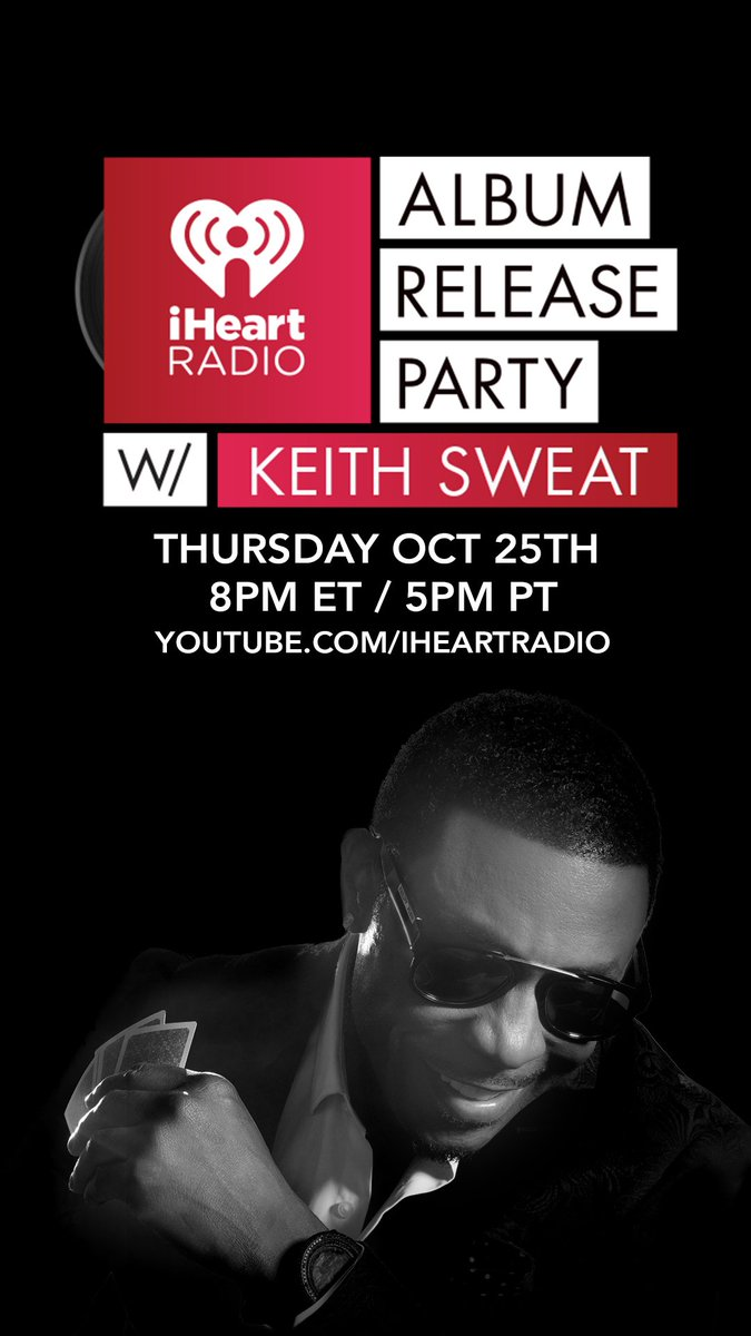 Tonight at 8pm ET we're all coming together to celebrate my Album Release Party with @iHeartRadio. Watch the show on http://YouTube.com/iHeartRadio ♥️♠️♦️♣️ Let me know if you're tuning in!  .