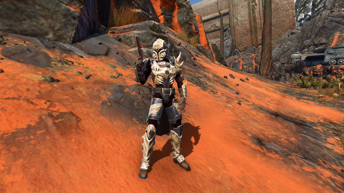 The Old Republic On Twitter A Whole New Set Of Spooky Items Is