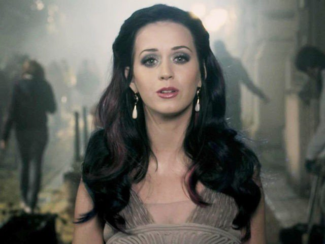 Happy birthday to singer Katy Perry! Whats your favorite song by her?