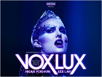 Metacritic On Twitter The 1st Trailer For Vox Lux 84 With Natalie Portman Film Opens Dec 7 Https T Co Srr0i1aj1f