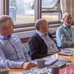 Image for the Tweet beginning: Ekstraordinær #generalforsamling i #Fosenbrua Rissa