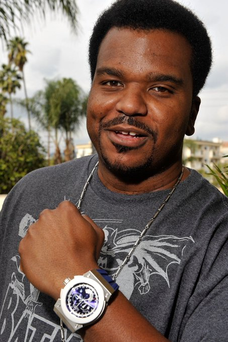 Happy Birthday Craig Robinson!