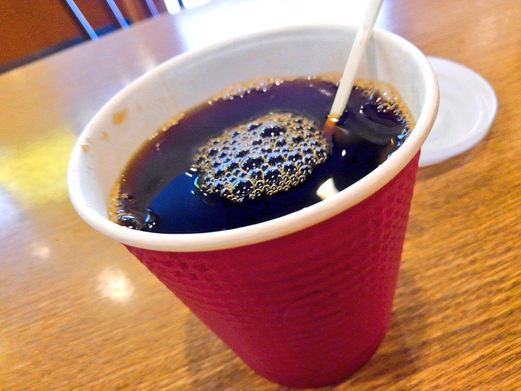 咳 止め コーヒー