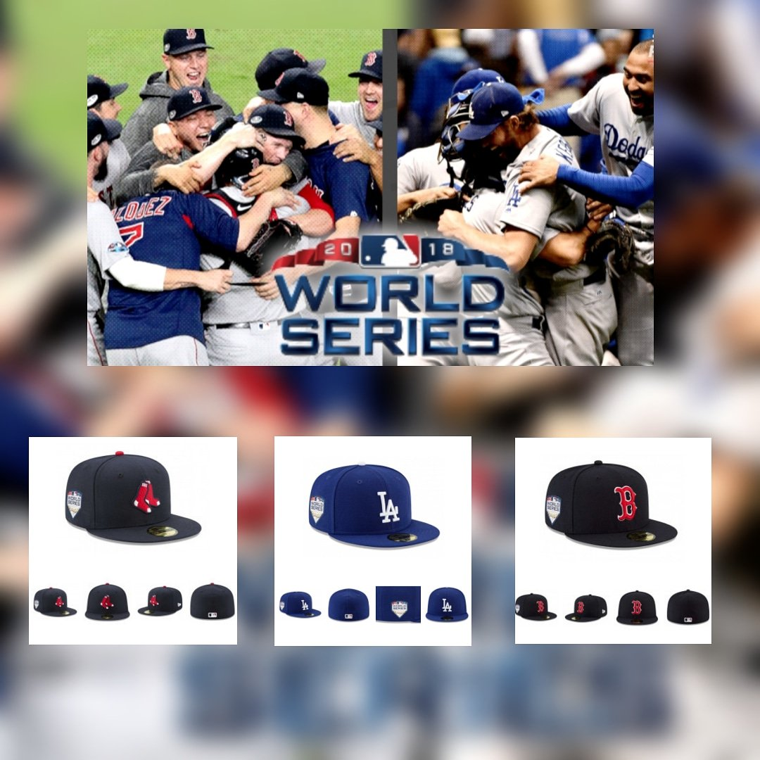 World Series 2018 NOW OR NEVER Order And Pay Your Cap Before