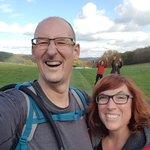 Image for the Tweet beginning: #learningonthewayup walking near Hamoir Ardennes