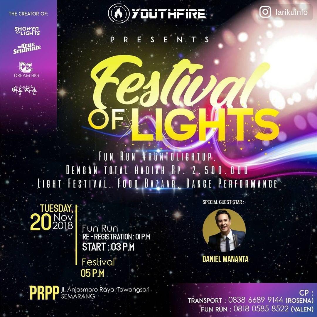 Festival of Lights • 2018