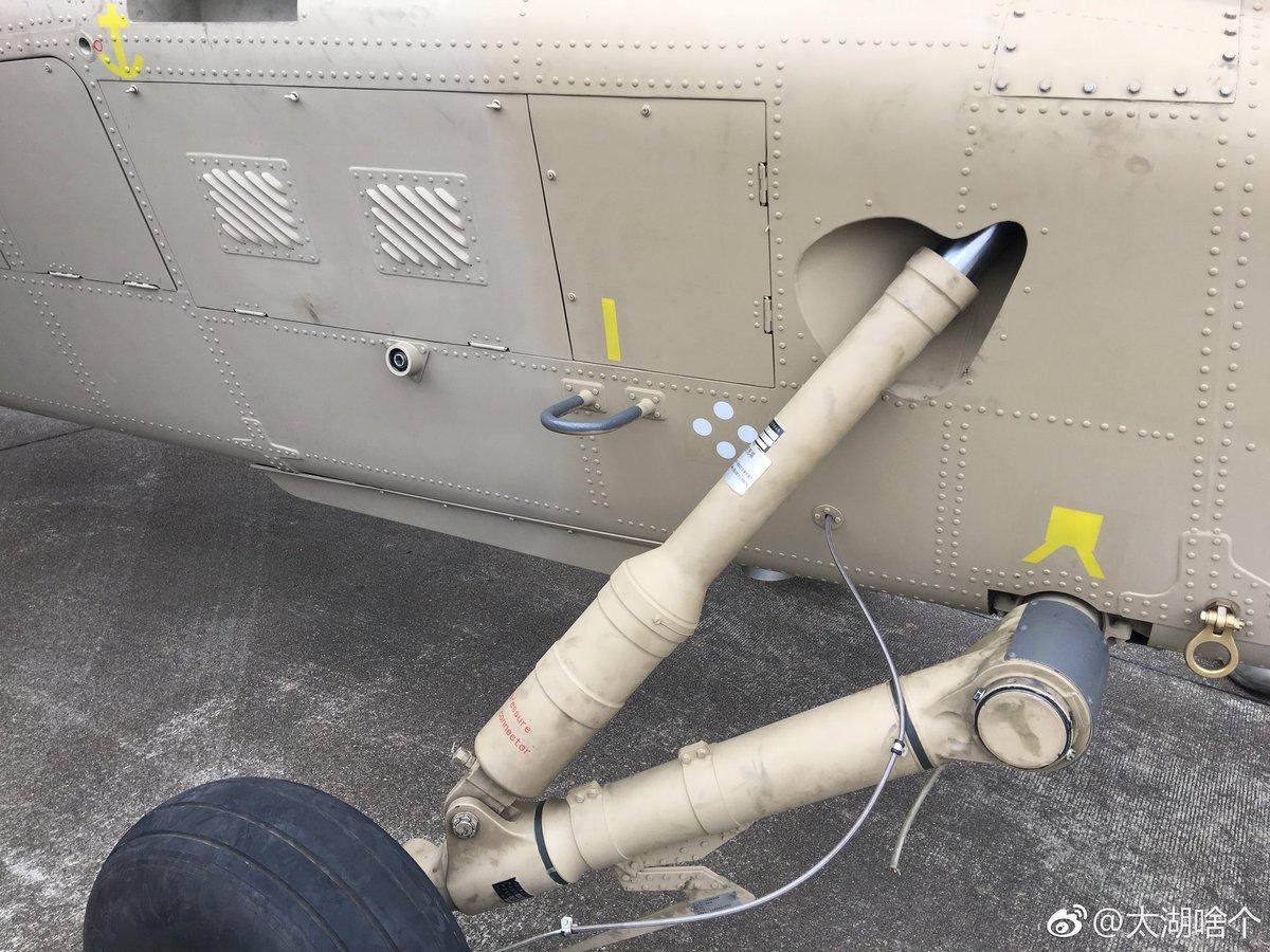 المروحية الهجومية الصينية WZ-10 Dq_FEeiXcAAPS2y