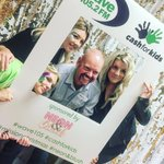 Brilliant day at @wave105radio with our Retro photobooth #cashforkids #photobooth #charity #auction