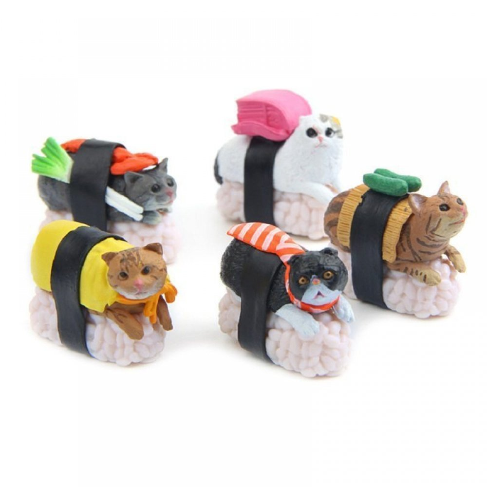 Memes Store On Twitter Japan Sushi Cat Figures 1090 Httpstco
