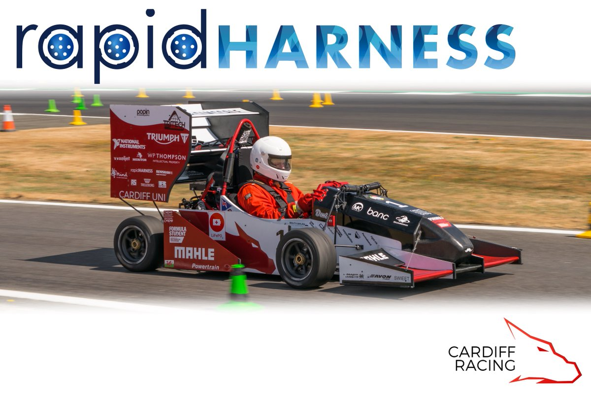 Cardiffracing Tag On Twitter Twipu Wiring Harness Software Were Excited To Be Officially Entering Another Year With Rapid As A Sponsor