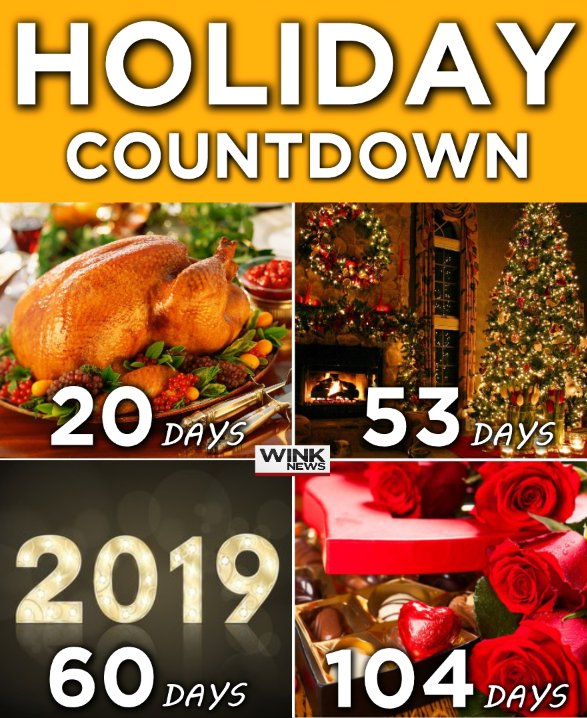 How Many Days Till Christmas 2019.Matt Devitt On Twitter How Many Days Until